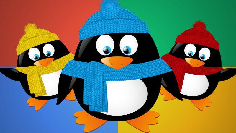 Nowy algorytm Pingwin w czasie rzeczywistym!