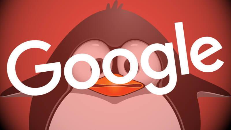 Pingwin 4.0 w czasie rzeczywistym przyczyną anomalii w wynikach Google!