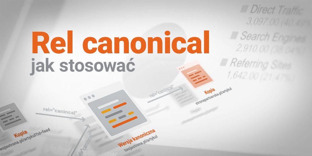 Rel canonical – jak stosować