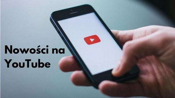 Aktualizacja YouTube