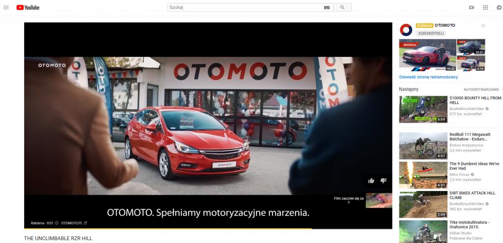 Reklama Bumper Ads