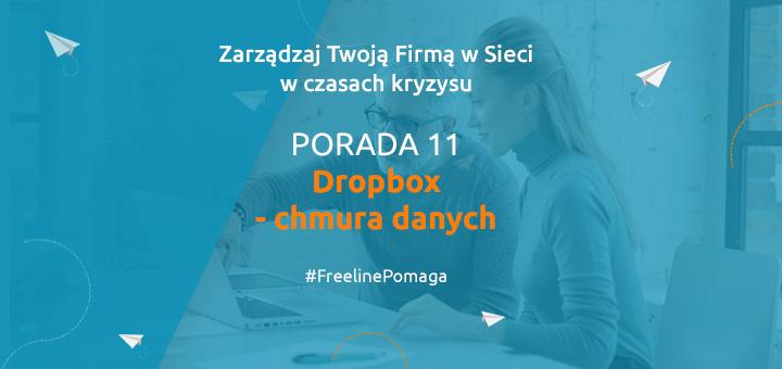 Dropbox – chmura danych